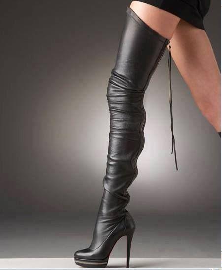 Hooker boots